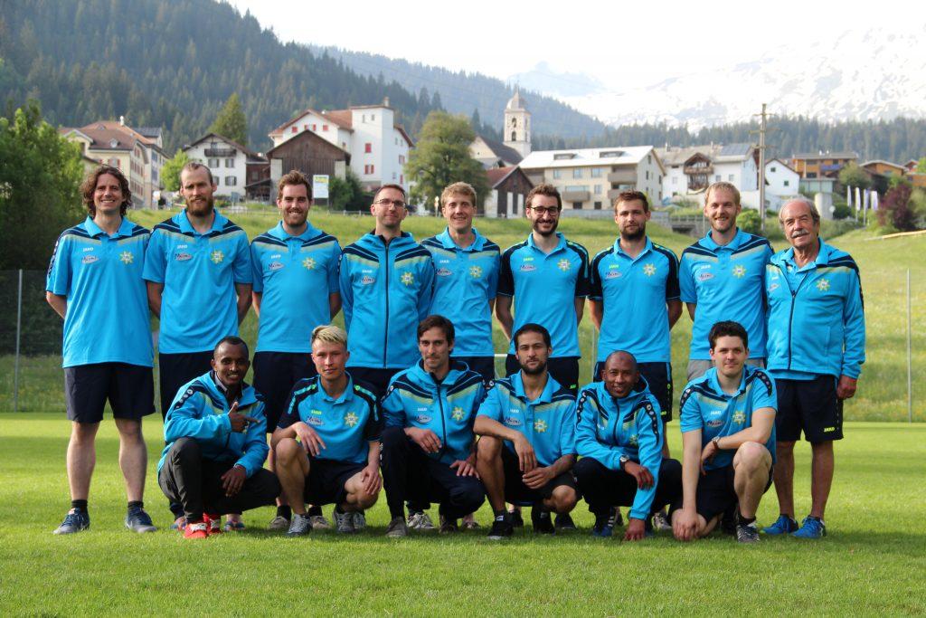 1. Mannschaft 5. Liga